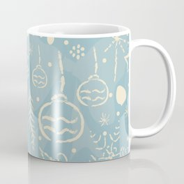 Cozy Winter Doodles Coffee Mug