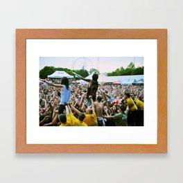 Sykes/Bring Me The Horizon Framed Art Print