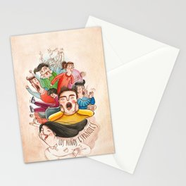 Postcards from Spain: Los Niños Espanoles Stationery Cards