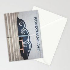 Rosecrans Avenue Stationery Cards