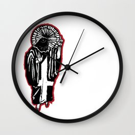 The Strange Bird Wall Clock