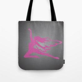A fairy on Move Tote Bag