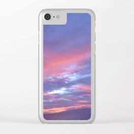 pastels. Clear iPhone Case
