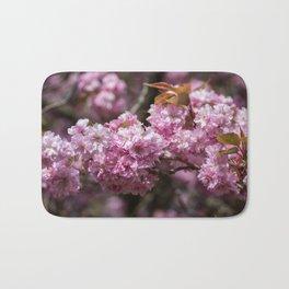 Japanese cheery blossom Bath Mat