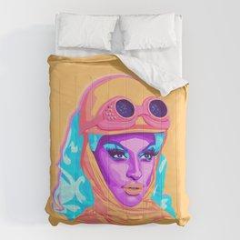 QUEEN MIZ CRACKER Comforters