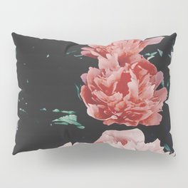 low colored poeny garden Pillow Sham