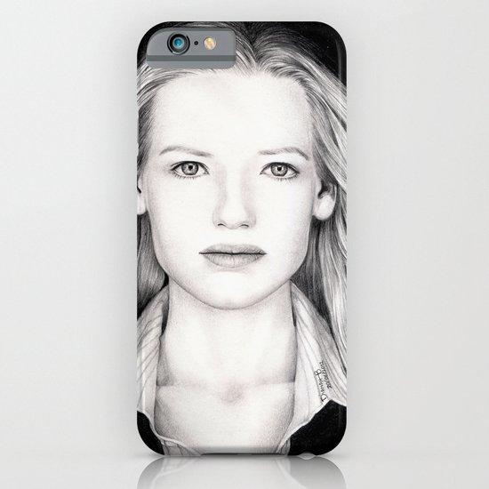 ANNA TORV - OLIVIA DUNHAM iPhone & iPod Case
