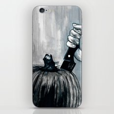 Carve It To Death iPhone & iPod Skin
