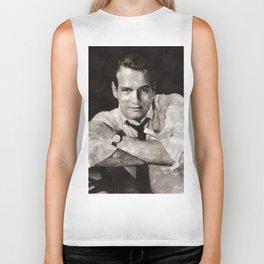Paul Newman, Hollywood Legend Biker Tank