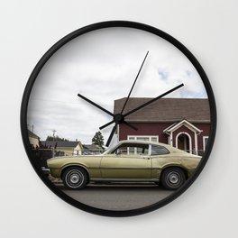 Aberdeen Washington Wall Clock