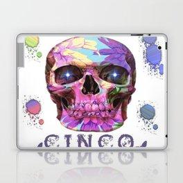Cinco colored from Paris & Tokyo Laptop & iPad Skin