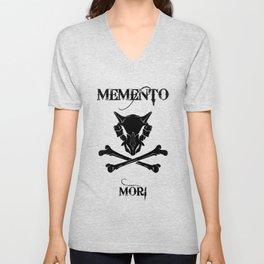 Cubone: Memento Mori Unisex V-Neck