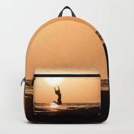 Reach for the Sun Backpack
