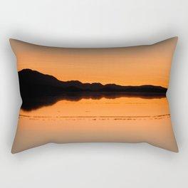 Salar de Uyuni 4 Rectangular Pillow
