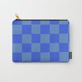 Blue Chex 2 Carry-All Pouch