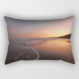 Last light at Dusk Rectangular Pillow