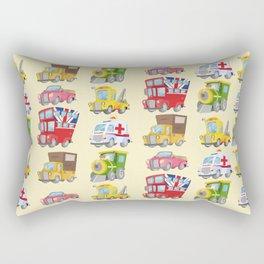 GROUND VEHICLES Rectangular Pillow
