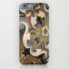 Marble Filigree Slim Case iPhone 6s