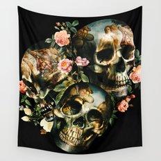 Skull & Venus Wall Tapestry