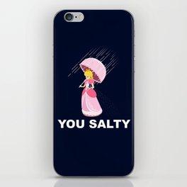 Salty iPhone Skin