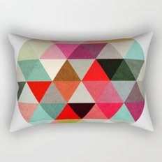 Geo Hex 03. Rectangular Pillow