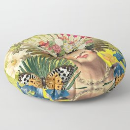 Frida Kahlo XI Floor Pillow