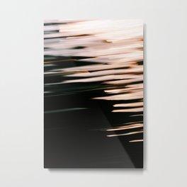 Blury lights Metal Print