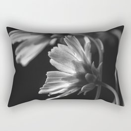 Waiting For The Sun To Go Down Rectangular Pillow