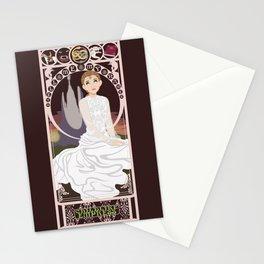 Childlike Empress Nouveau - Neverending Story Stationery Cards