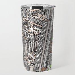 New York View Travel Mug