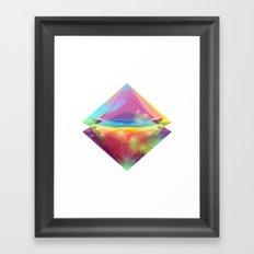 Pleiades Framed Art Print