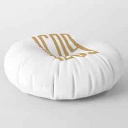 1689 (alt color) Floor Pillow