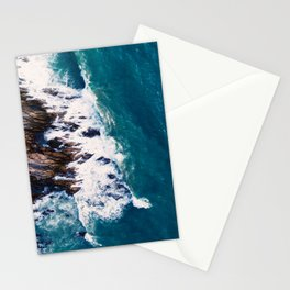Coast in Autumn Stationery Cards