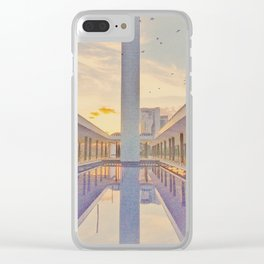 Masjid Negara Clear iPhone Case