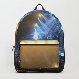 Silver & Gold Concert Backpack