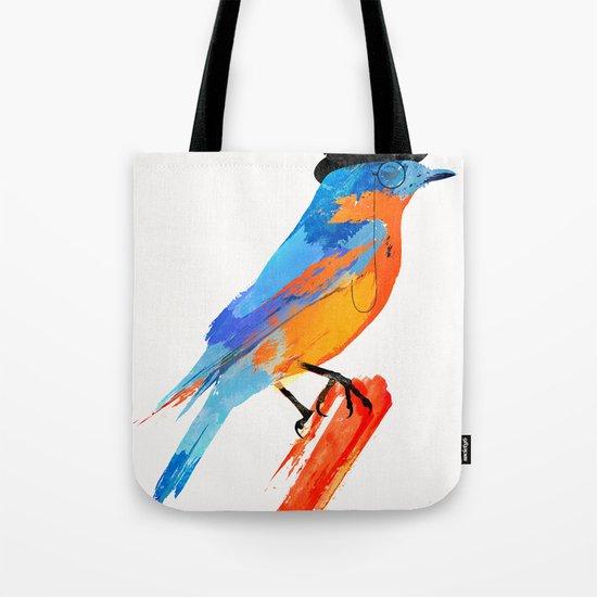 Lord Birdy Tote Bag