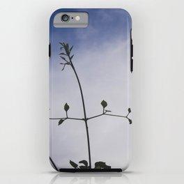 backlit twining iPhone Case