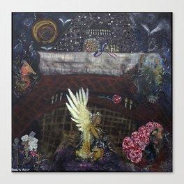 Paris Healing Canvas Print