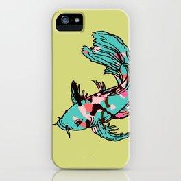 AriZona Butterfly Koi iPhone Case