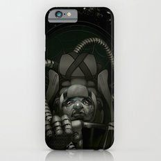 Sky Masters - It's Cold and Lonely in Space (french grey) Slim Case iPhone 6s