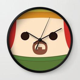 jayne cobb firefly Wall Clock