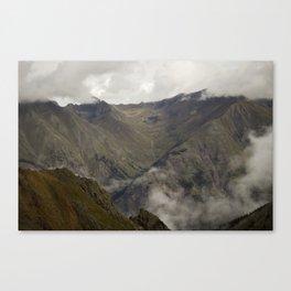 Boulder Gulch - Silverton, CO Canvas Print