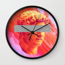 Kavinsky Wall Clock