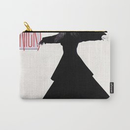 stevie nicks - rock a little cover - Carry-All Pouch