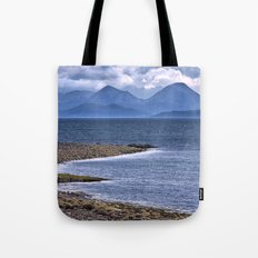 Over the Sea to Skye Tote Bag