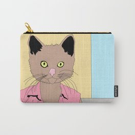 Hey Longneck Kittycat! Carry-All Pouch