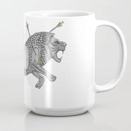 Mesopotamian Lion Coffee Mug