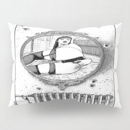 asc 703 - L'énigme en chambre close (Locked-room mystery) Pillow Sham