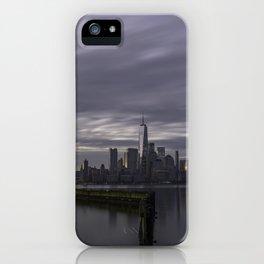Manhattan Skyline iPhone Case