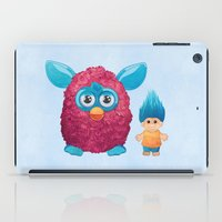 90s iPad Cases featuring Sweet 90s by Ana Makes Art